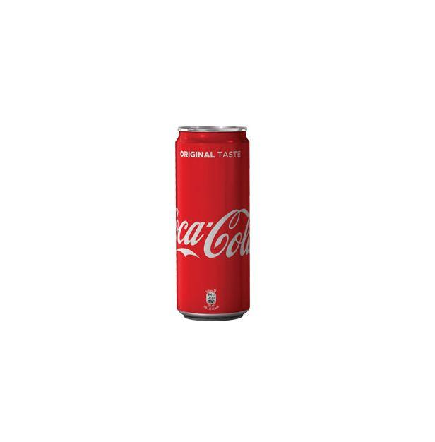 Кока Кола  кен 330 мл.Coca-Cola HBC Italia