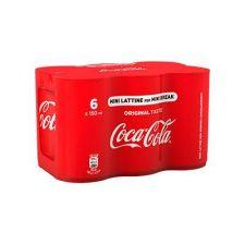 Кока Кола 150мл кен
