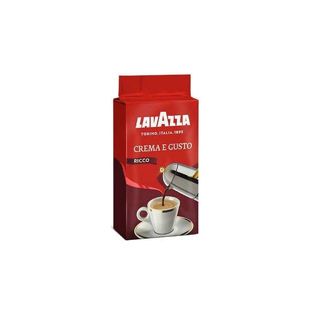 Лаваца крема&густо рико 250 гр. LAVAZZA