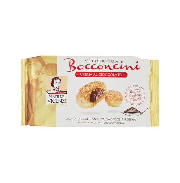 Бокончини с Шоколадов Крем 100 гр. Виченци