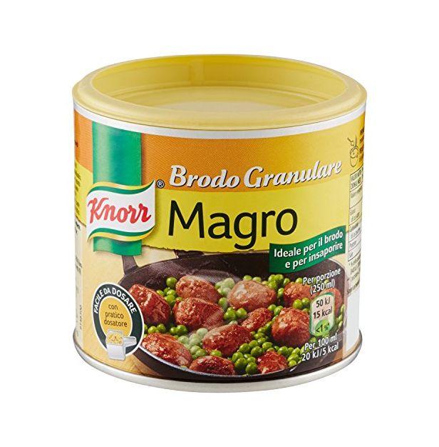 Гранулиран бульон магро 150 гр. KNORR