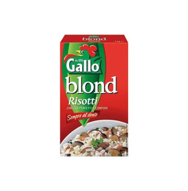 """Ориз """"Блонд"""" 1 кг. Галло"""