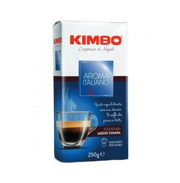 Кимбо Арома Италиано 250гр.