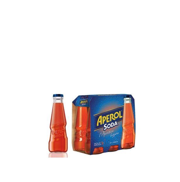 Аперол сода 6х125 мл. DCM