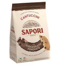 Кантучини с Натурален Шоколад Сапори 250гр.