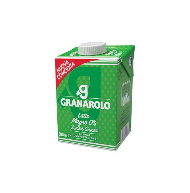Обезмаслено Мляко 0,5л. Гранароло 0% Масленост
