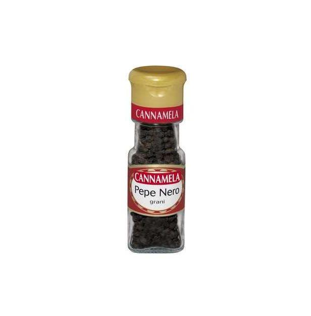 Черен пипер на зърна 28 гр. CANNAMELA