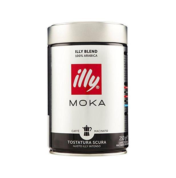 Кафе Мока 250 гр. ILLY