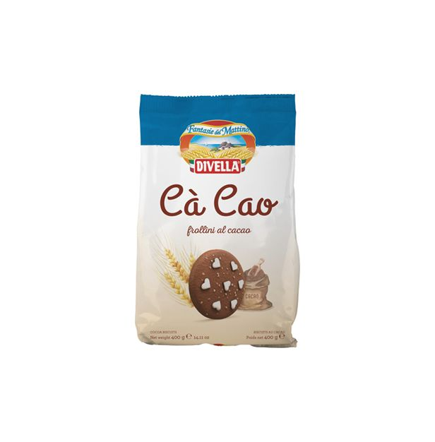 Бисквити с Са Сао  400гр. Дивела