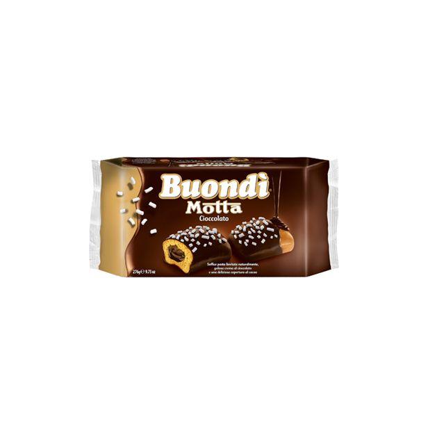 Буонди шоколад х 6 276 гр. Мота