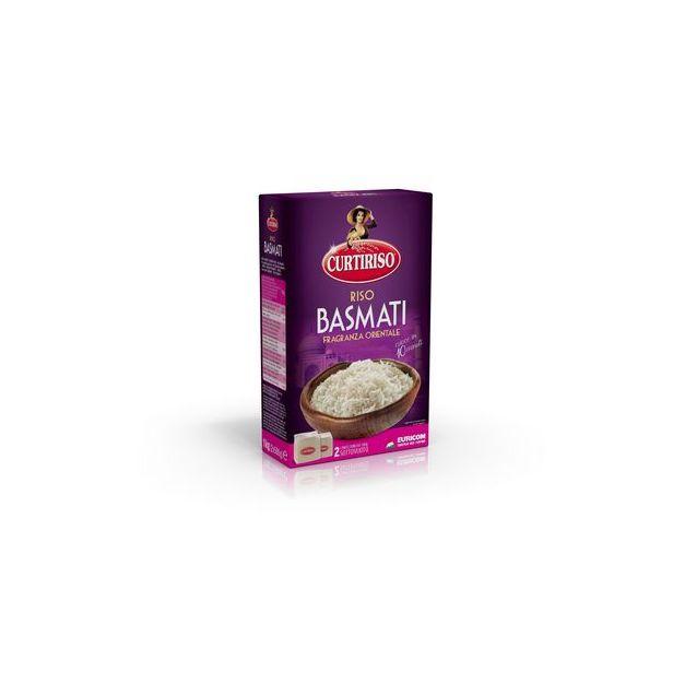 "Ориз ""Басмати"" 1 кг. CURTI RISO"