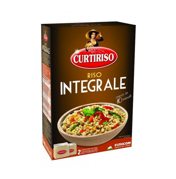 Ориз Интеграле 1 кг. Куртирисо