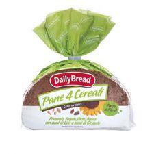 Хляб 4 Зърна с Ленено и Слънчогледово семе 500 гр. Дейли Бред