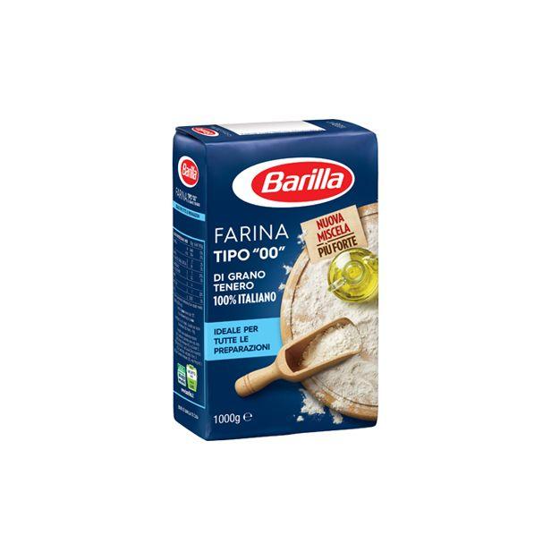 Брашно 00 1 кг Барила