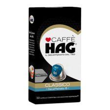 HAG капсули безкофеин Класико х10 Nespresso.