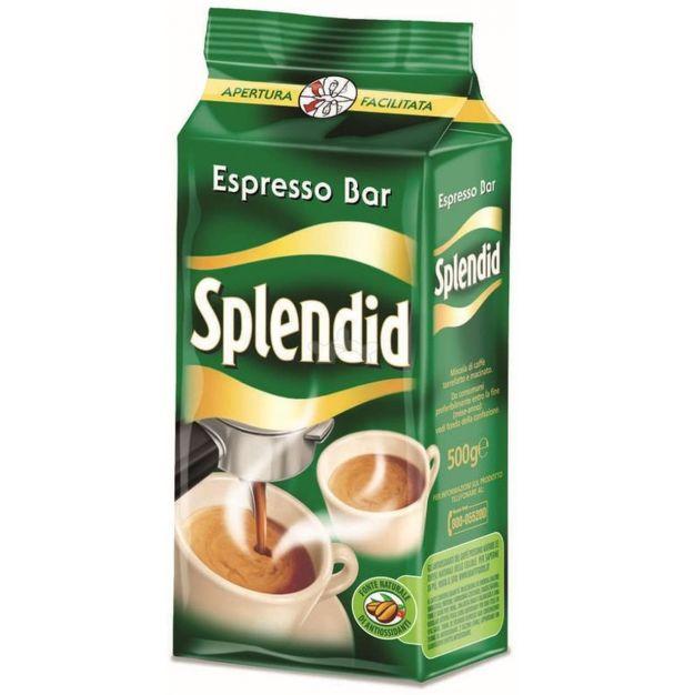Кафе СПЛЕНДИД Еспресо 500 гр.