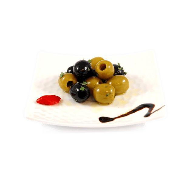 Микс от маслини без костилка Густозе DISPAC