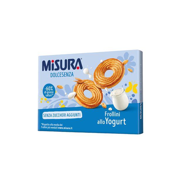 Мизура бисквити с йогурт 400 гр.