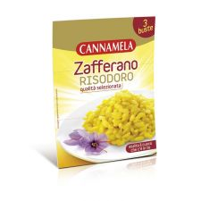 Канамела Шафран 3 х 0,1 гр.