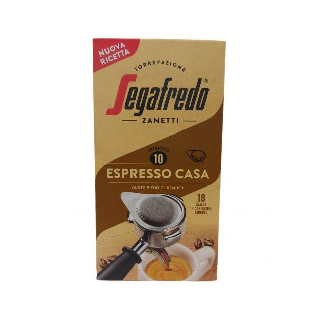 Хартиени дози кафе 18 бр. SEGAFREDO