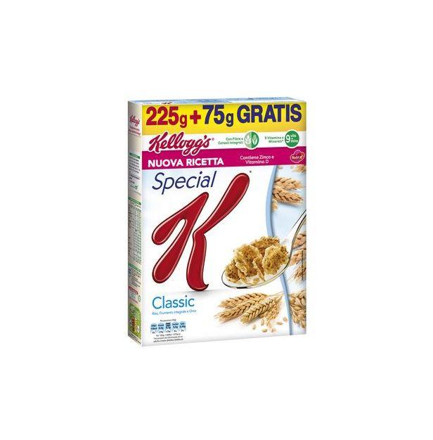 Зърнена закуска Класик 300гр. Kellogg`s