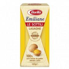 Барила Емил. тънки кори за лазаня с яйца 500 гр.