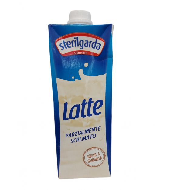 Обезмаслено мляко 1л. Sterilgarda