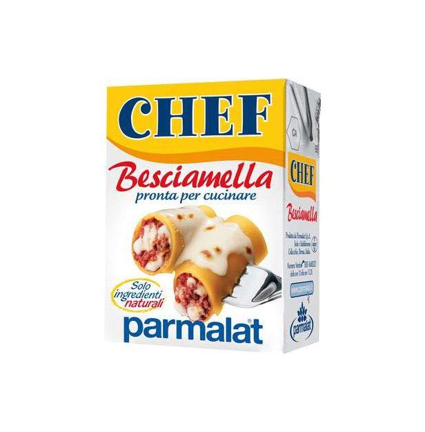 Сос Бешамел 200 мл SHEF Parmalat