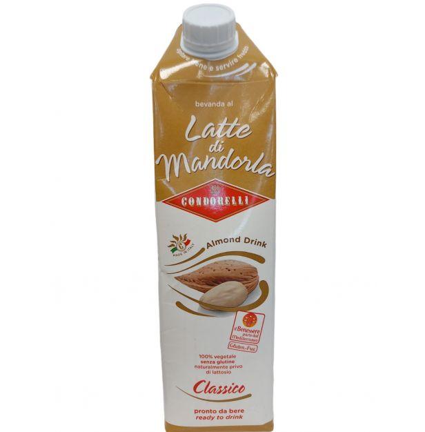 Бадемово мляко 1 л . Кондорели