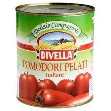 Дивела белени домати 800 гр.