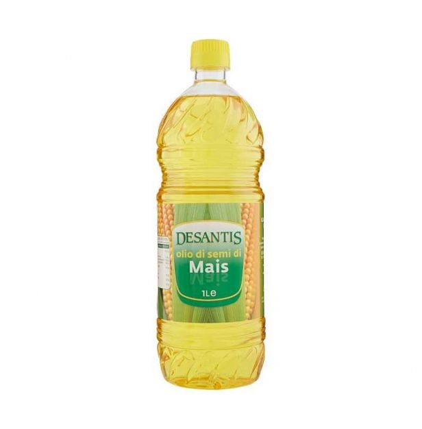 Царевично олио ДеСантис 1 л.