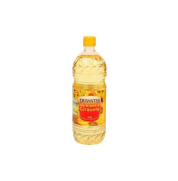Слънчогледово олио ДеСантис 1 л.