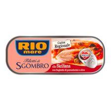 Рио Маре Филе от Скумрия alla Sicilana 120 гр