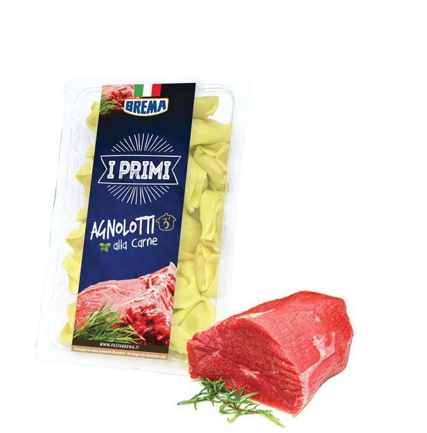 Аньолоти  с месо 250 гр.