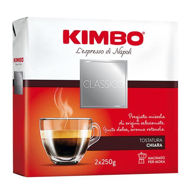 Кимбо Арома Класико 2x250 гр.