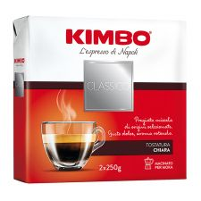 Кимбо Арома Класико 2x250гр.
