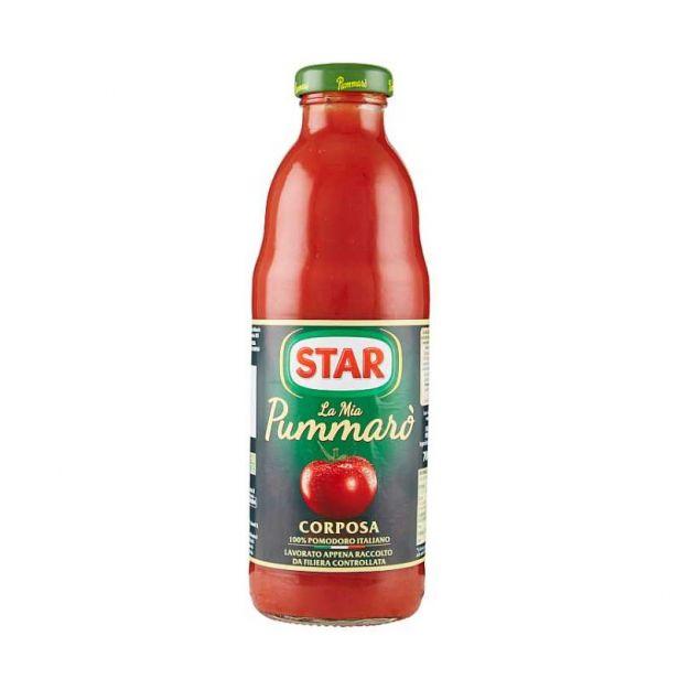 Пасирани домати Корпоза 700 гр. STAR