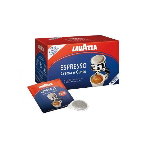 Лаваца крема&густо еспресо х18 125 гр. LAVAZZA