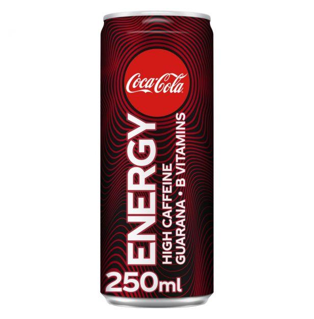 Кока кола Енерджи 250мл.