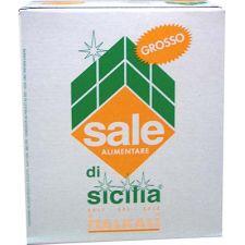Едра сол от Сицилия  1кг ITALKALI