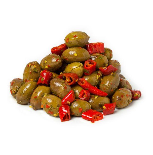 Пикантни маслини DI LECCE