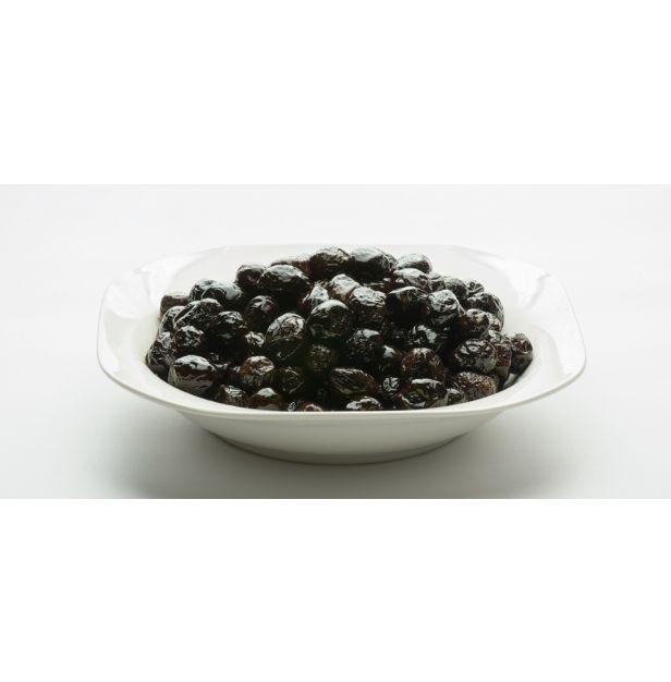 Черни маслини на фурна ди Лече