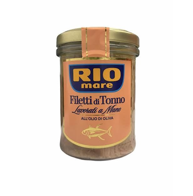 Рио Маре Филе от Риба Тон в Зехтин 180 гр
