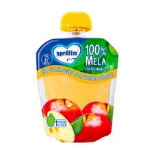 100% ябълка с Витамин Ц Mellin 90гр.