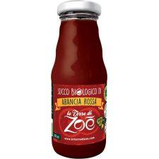 Сок от Червен Портокал 100%  БИО 200мл ZOE