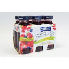 Нектар от Червени Плодове 6 х 125 гр . ZUEGG