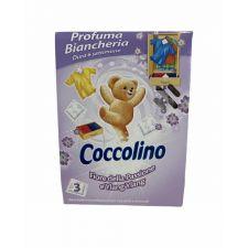 Ароматизирани сашета за гардероб Coccolino 3 бр./ опаковка
