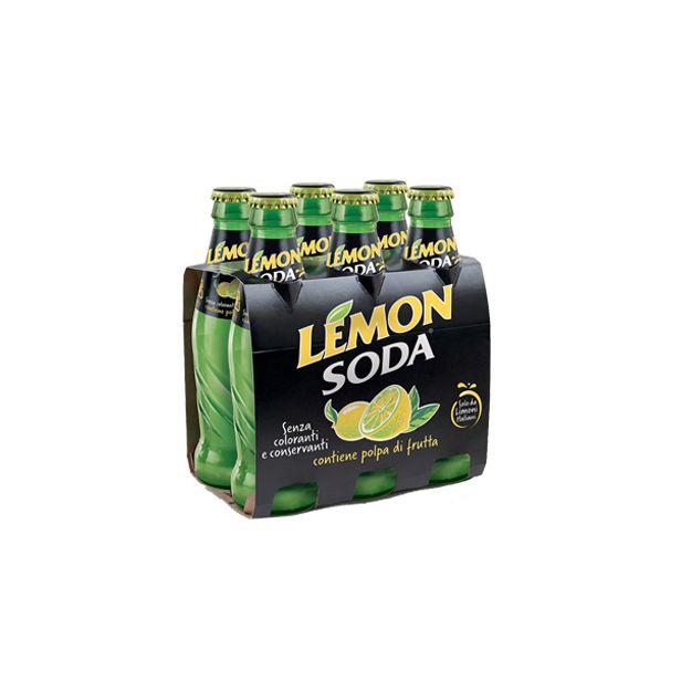 Лемонсода 6х200мл