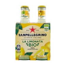 СанПелегрино Лимонада 4х200мл. БИО