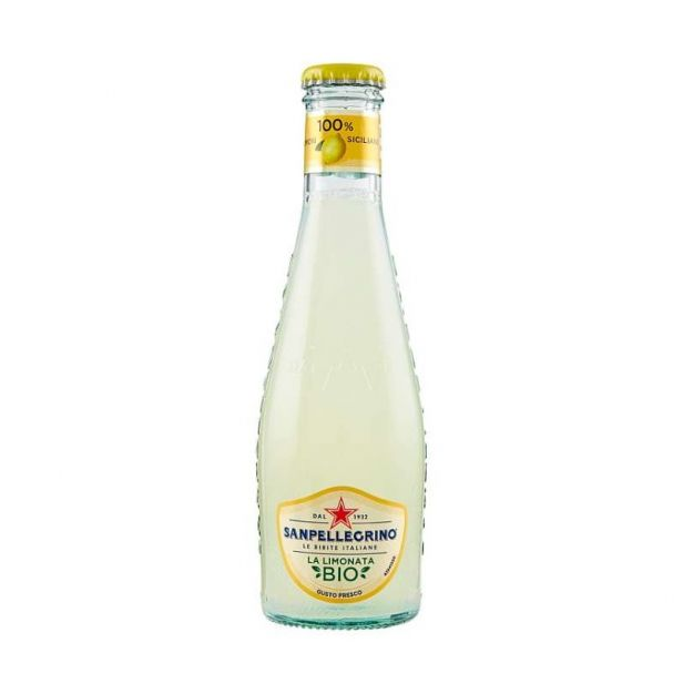 СанПелегрино Лимонада 200мл. БИО